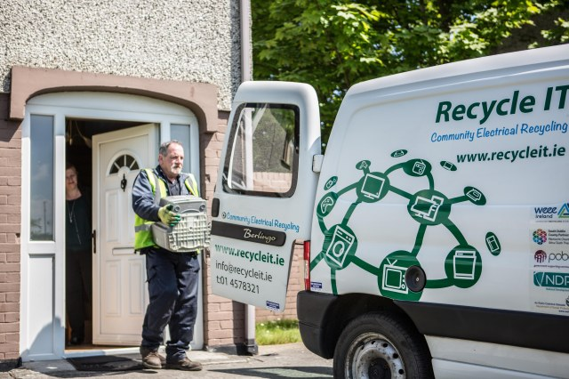 Recycle IT - Community Electrical Recycling