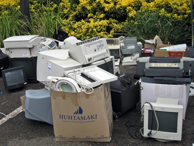 Electrical Waste Collections by Recycle IT