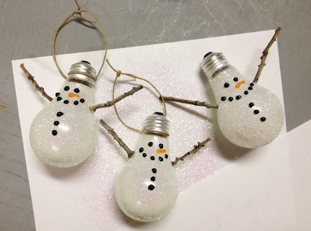 Reused and Recycled Lights