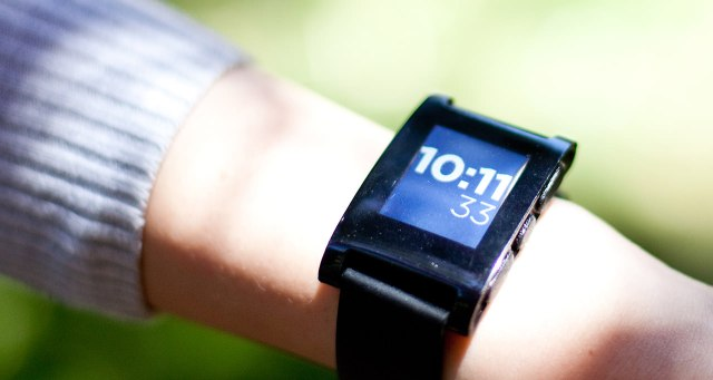 Time - electronic Arm Watch / Smart Watch