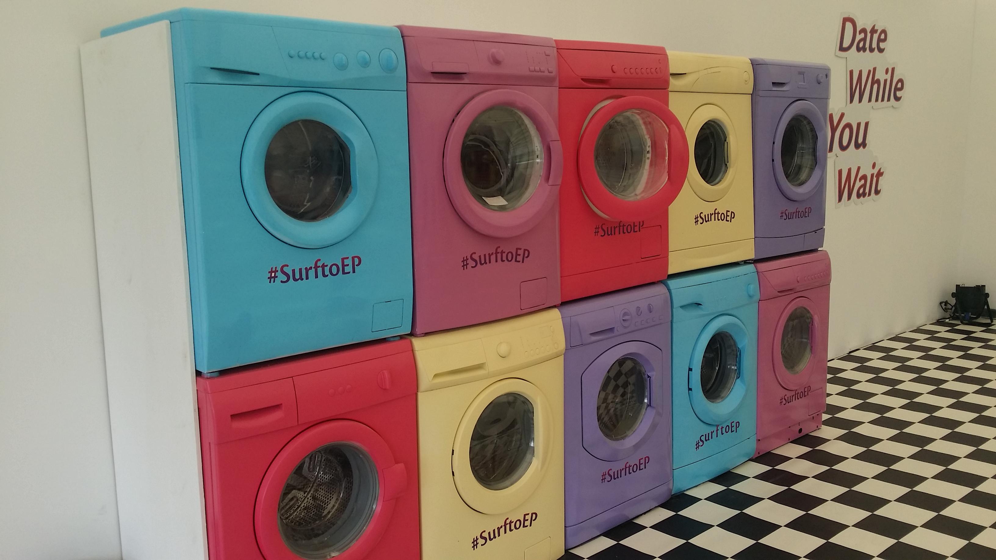 Reused Washing Machines