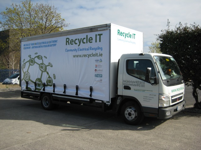 We Recycle IT - Collection Service