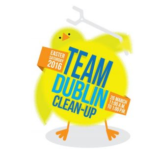 Recycle IT Supporting Team Dublin Cleanup