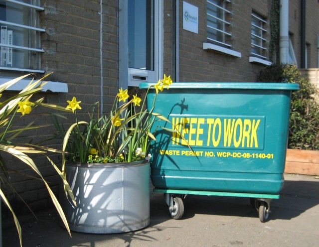 WEEE To Work - Recycle IT
