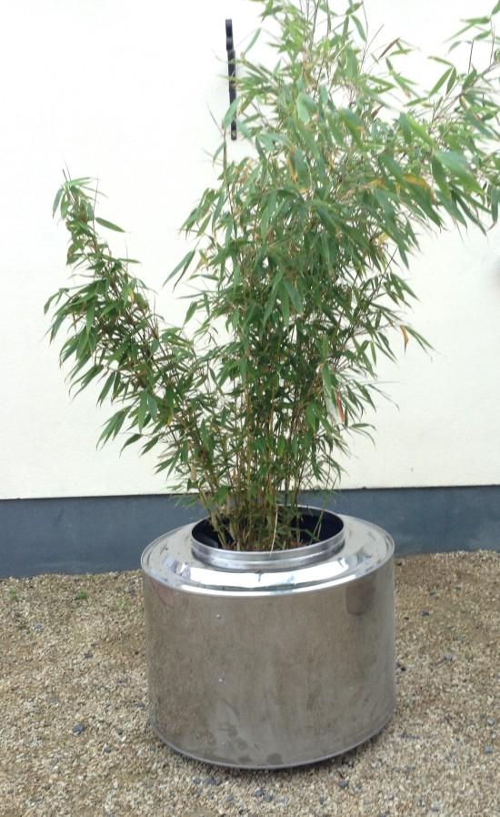Reused Planter