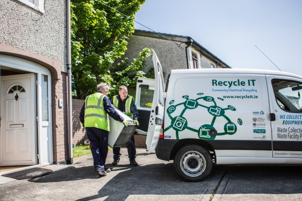 Official Electrical Recycling Collection - Recycle IT