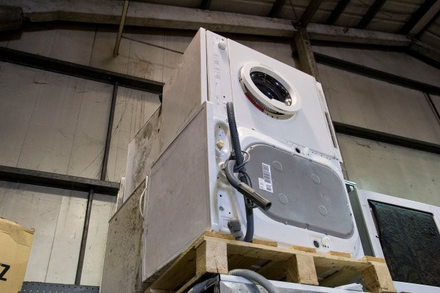 Washing Machine Recycling - Recycle IT
