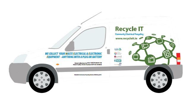 Recycle IT Collection Service