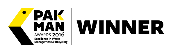 Recycle IT - Pakman Award Winner 2016