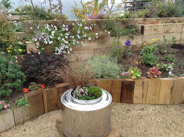 Reused Planters By Recycle IT