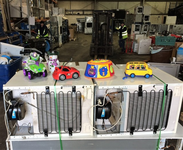 Recycle IT - Electrical Toys and Fridges for Recycling