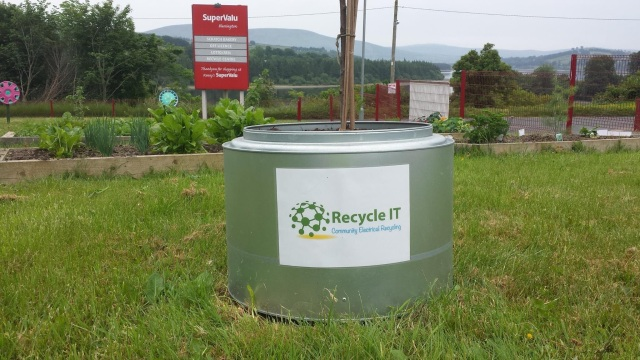 Recycle IT - Planter in Wicklow