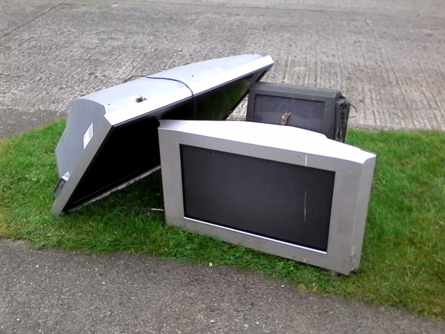 Recylcing TV's - Recycle IT