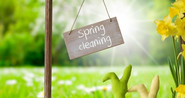 Spring Clean - Take Part