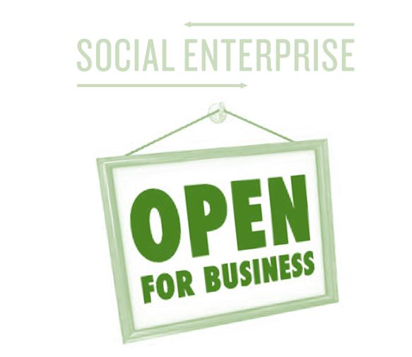 Social Enterprise - Open for Business