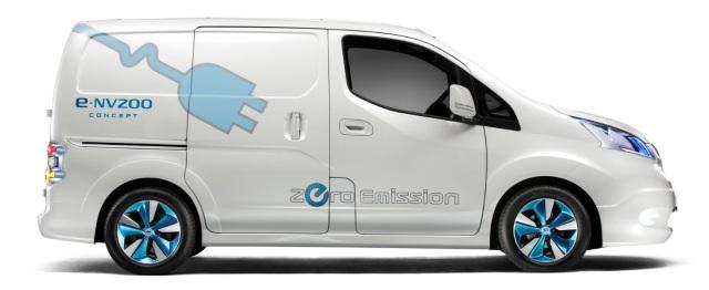 Electic Van