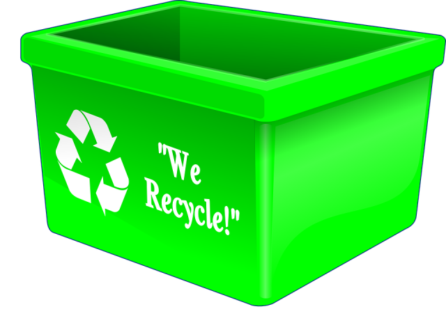 Recycle IT - We Recycle Box