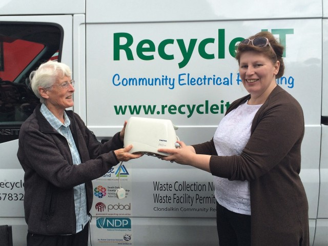 Recycle IT Promote Electrical Recycling