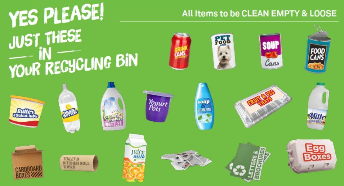 Waste list 1