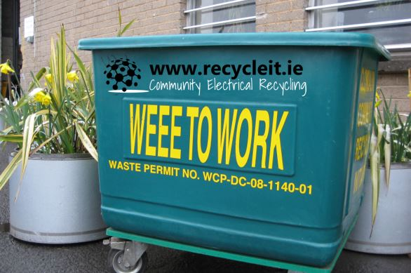 WEEE To Work with Recycle IT 2018