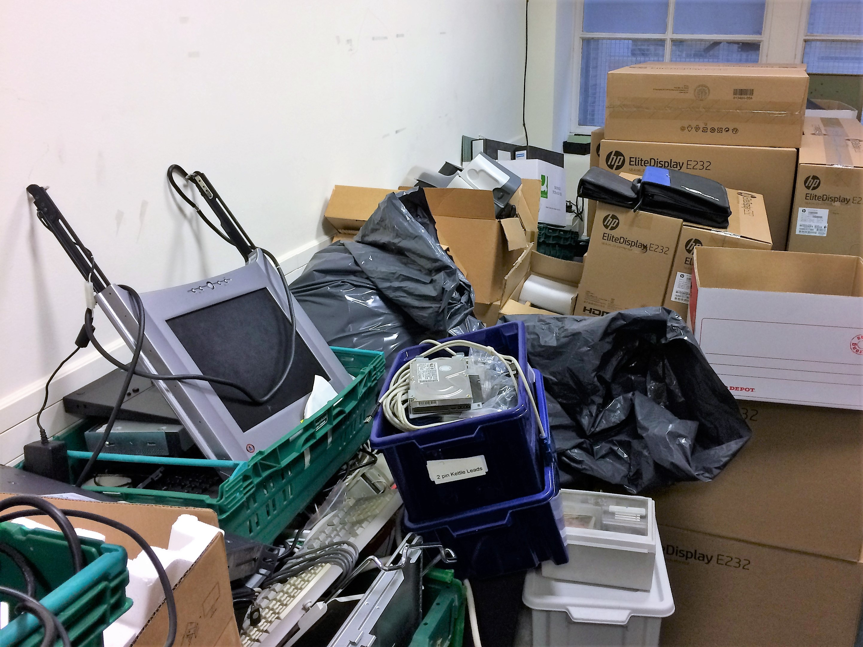 Store Room Clutter