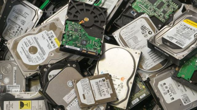 Hard Disk Drive - Recycle IT