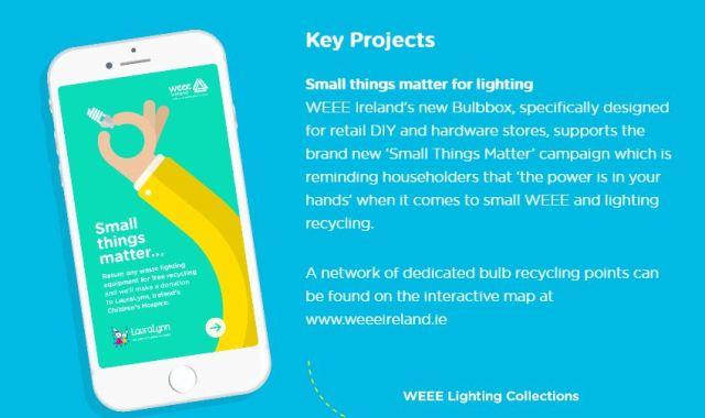 WEEE Ireland - Small Things Matter