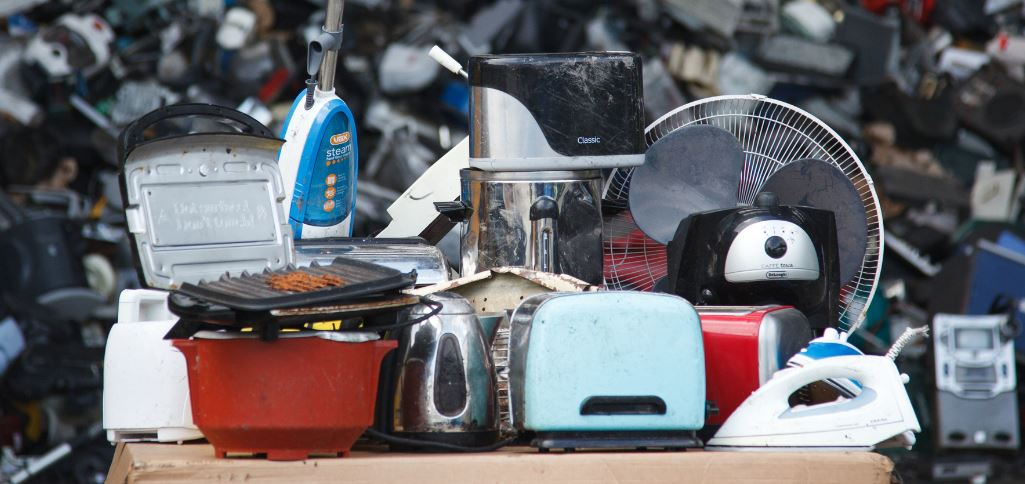 Old Electrical Items for Recycling