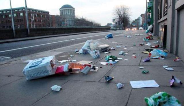 Litter Dublin