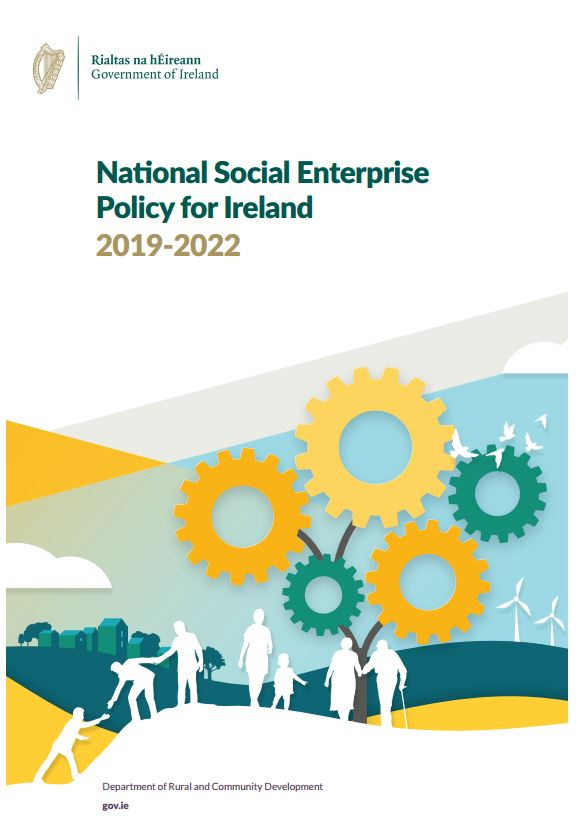 2019 Social Enterprise Policy Cover