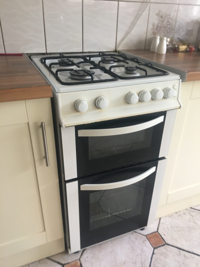 Household Gas Cooker
